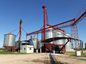 Almacenamiento y acondicionamiento de granos y oleaginosas