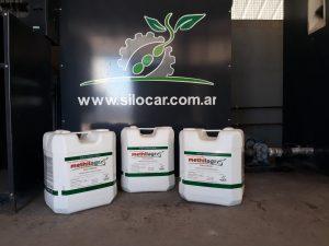 Aceite vegetal agrícola